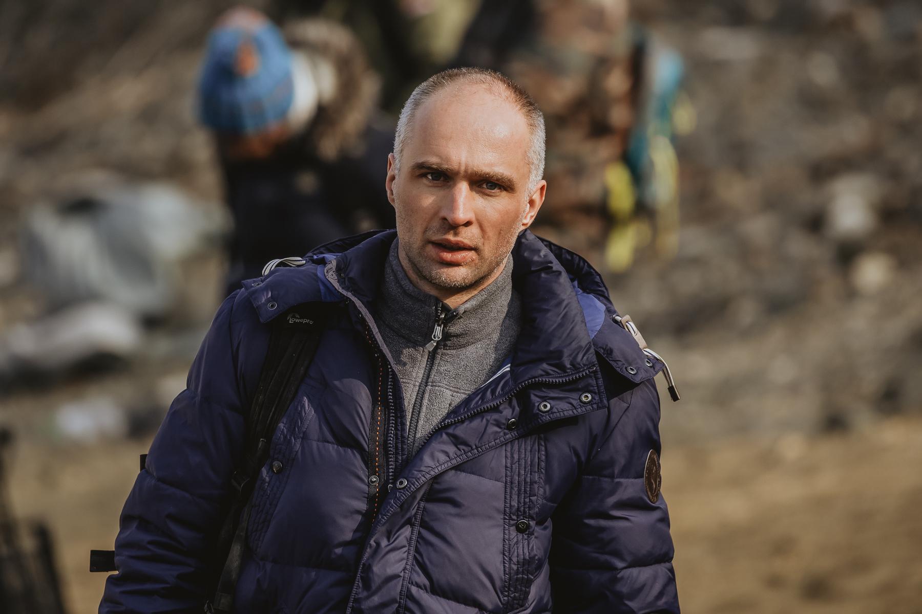 Fotowyprawa Pelikany Kerkini - Jakub Formela